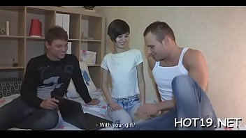 house kink of gangbang the France famille mp4