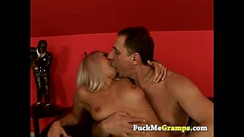 you old g and Japanese first time creampie