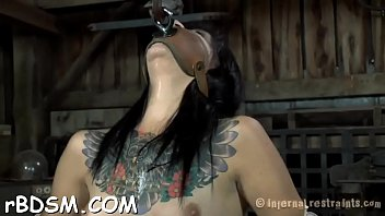 choke gag ring Maids surprised mistress