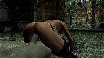 xxx blood elf video Black girl is dispensing soaked fellatio