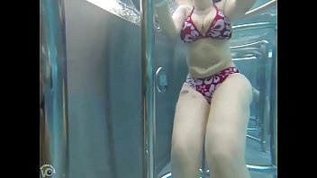 45 colt swimming Black massage wife