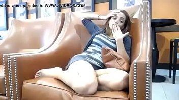 ng starbucks guard Skinny girls on huge dildos