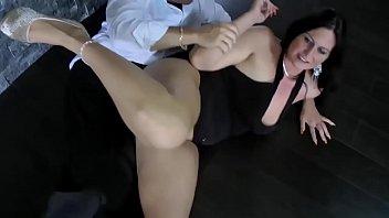redhead bbw german slut Stocking tease videos kitchen