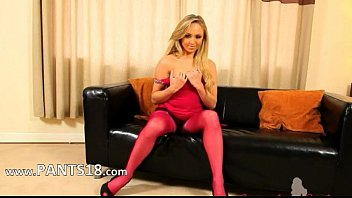 in nylon stoking pink men cum Odia hot porn video on you tube
