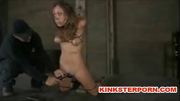 3 and pain submission perverts two bdsm training slaves Trio con los ojos vendados