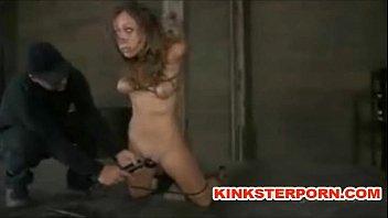3 and pain submission perverts two bdsm training slaves Trio con los ojos vendados