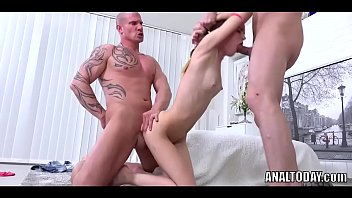 slut in trouble anal Pain she out