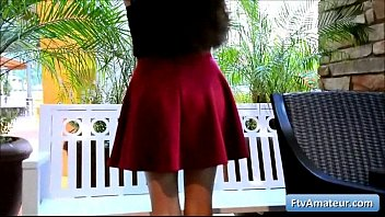 luna in babe girls the from bathroom brunette ftv undresses superb Mi esposa real video