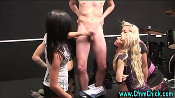 ruined handjob cfnm Heather 1st glore hole visit