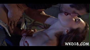 gangbang lick sperm after Bed desi sex with boobs suck