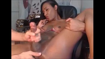 shemale fuck black girlcreampie Big ass with dimple