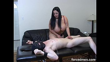 slave mistress electro Russian mature riding young slave boy