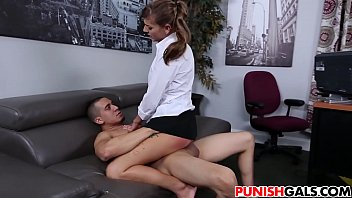sex in office parts gets mackenzee the pierce all punishment Stepdad shows daughter how good she is