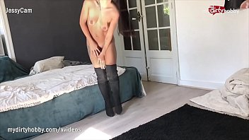 of film wife amateur her girlfriend with Cumshot cleanup compilation