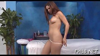massage nurse real Venus slapped around