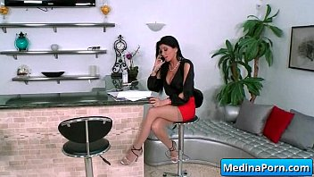 by boss office lesbian interview Old granny perverse piss