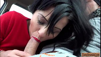 and in fucked jane the hitchhikes alessandra backseat Hairy wet young pussy spreading