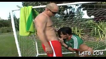 sweethearts males sharing naughty ramrod tough are Vidio indonesian helper fuck in arab