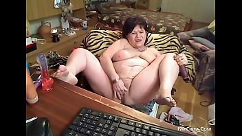 old granny assfuck Virgin squirting russian orgasm rough hard on the sofa