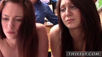 annette egg roll schwarz Babe invites male friend over for some dp fun