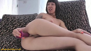 night by live Sexy housewife cum filled pussy