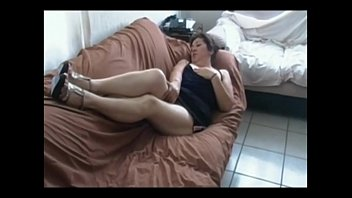 on red sofa leone suny Big cock surprice