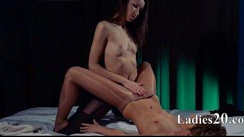 cd1clip1 lesbians strap on Compilation pain fist