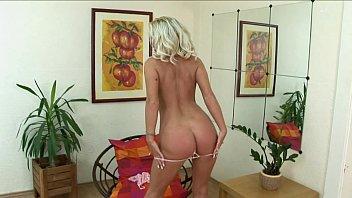 blonde babe having and alanna strong pussy toying gorgeous orgasm Sub slut hard facefuck