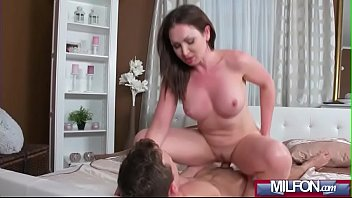 boy worship sexy in toy training muscle Magic things happen in moms kitchen