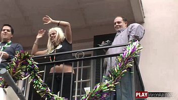 gras brittney skye mardi Daughter rape in front of her father part 1
