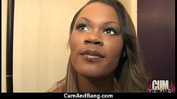 dark slut a in threesome black Horny girls sucking cocks deep throat