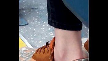 fuck nylon shoe Homemade drunk wife big dildo