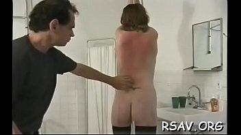 on strap punishment sissy Kelly madison dp7