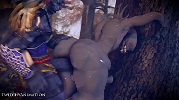 3d monster sex part10 Two cute youthfull lesbians