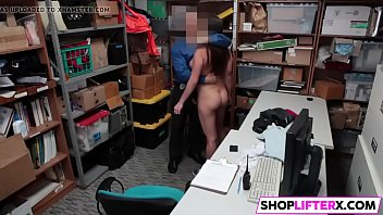 the all pierce in parts mackenzee office punishment gets sex German femdom luciana