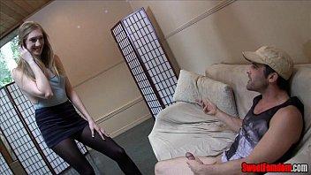 tied femdom cbt task instructions game Husband having a gay thresone wife watch