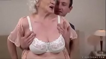 retro granny in lingerie Gay bubble fat hairy ass