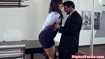 under desk up office skirt in the Big gigi love leche 69
