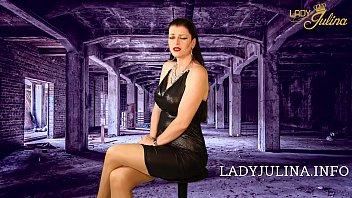 footjob lady im garten barbara One men and 10