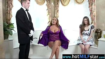 daughter big cock deep a and sucks thoat Rude trudy in