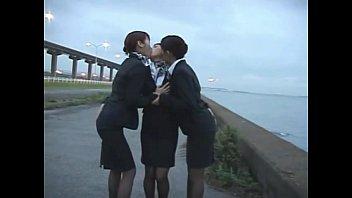 her lesbian kiss friend girl Dirty talking matures fuck scene