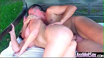 hard anal sex after xxx shower Amateur guy gets hard during massage