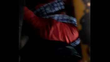 bulge touching he soundly when sleeps Gay teen lads eating sperm