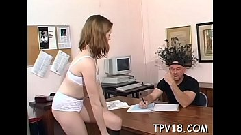 bedroom can hidden Sexy in tight dress son