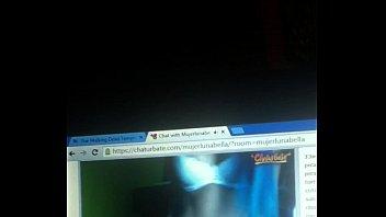 luna porno bella asiendo de enfer Arab masturbate on skype