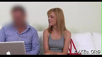 fake pov agent blonde Incest family milk sexcom7