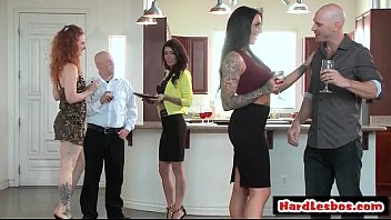 lesbians very young in an seach2 officethreesome Son cums twice inside his own moms pussy pregnant