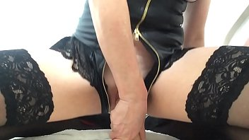 ride dildo j spicy squatting Outdoor mms video