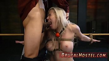 big blond mouth Driver sex with nursw