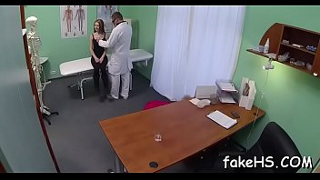 doctor viodes pragent Mature doggy facing camera compilation 2 swinging tits